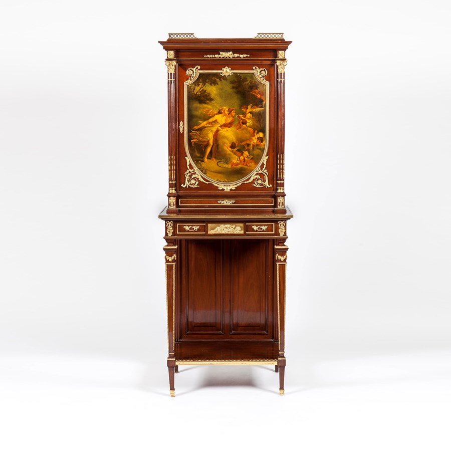 A Vernis Martin Cabinet in the Louis XVI Manner A Vernis  : ButchoffAntiques1462017T215058486jpgwidth900ampa from www.butchoff.com size 900 x 900 jpeg 61kB