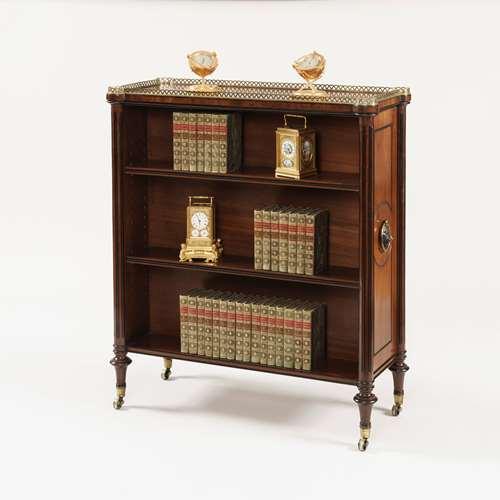 bookcases - Antique Looking Bookshelves